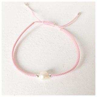 Armband mit echter Perle ROSA