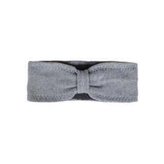 ZWILLINGSHERZ Stirnband grau