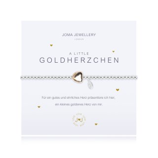 Joma Jewellery GOLDHERZCHEN