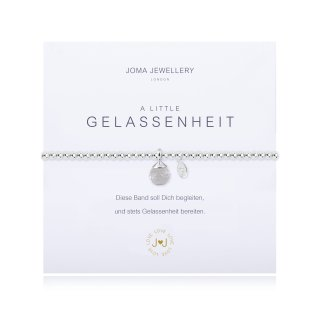Joma Jewellery GELASSENHEIT