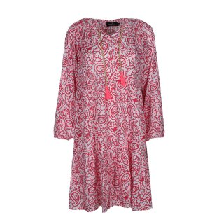 ZWILLINGSHERZ Kleid LUNA Pink