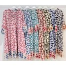 Stilvolles Kleid in toller Farbkombination - Türkis