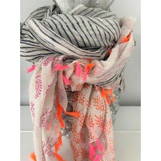 Traumhaftes Tuch aus Baumwolle