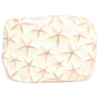 Gürtelschnalle STARS rosé