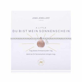 Joma Jewellery DU BIST MEIN SONNENSCHEIN