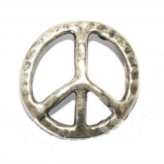 Gürtelschnalle PEACE