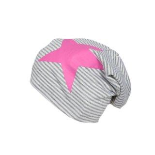 Beanie Mütze mit STERN