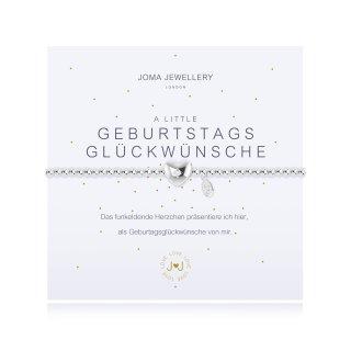 Joma Jewellery GEBURTSTAGS GLÜCKWÜNSCHE