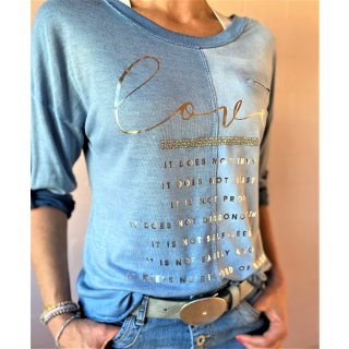 Tolles Shirt in edlem Look!