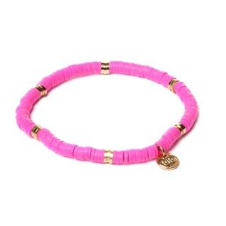 biba Armband pink