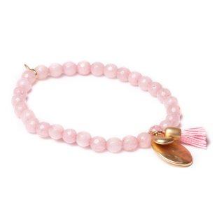 biba Armband rosa