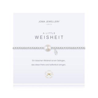 Joma Jewellery WEISHEIT