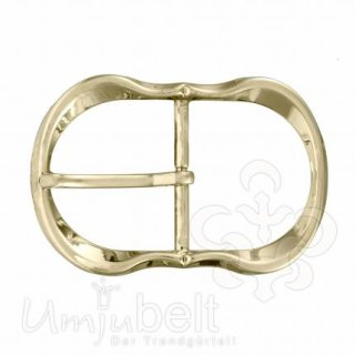 Gürtelschnalle / Dornenschließe BRIDLE GOLD