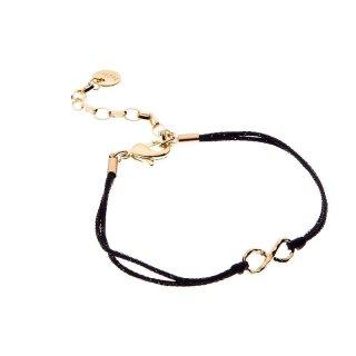 biba Armband INFINITY schwarz