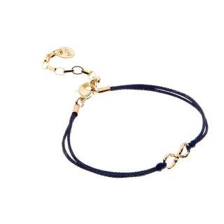 biba Armband INFINITY dunkelblau