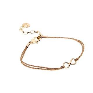 biba Armband INFINITY gold