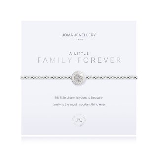 Joma Jewellery FAMILY FOREVER