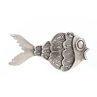 Gürtelschnalle SCALE FISH